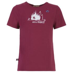 E9 Monster T-Shirt Kids magenta